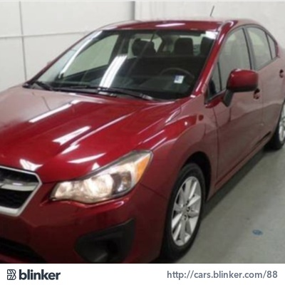 2014 Subaru Impreza 2014 Subaru ImprezaI have chosen to list this vehicle on Blinker Blinker off