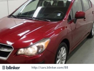 2014 Subaru Impreza 2014 Subaru ImprezaI have chosen to list this vehicle on Blinker Blinker off